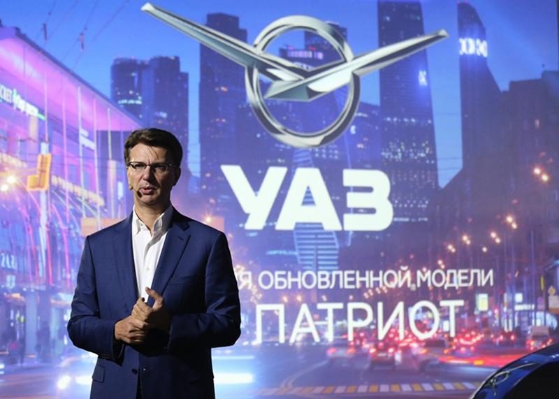 директор автокомпании Вадим Швецов
