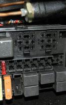 Блок предохранителей УАЗ Патриот